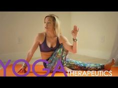 Yoga Therapeutics with Kino: Sciatica, Shoulders and Hamstrings - YouTube