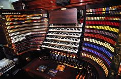 Wanamaker Grand Court Organ, Philadelphia, Pennsylvania (Largest pipe organ in the world by number of ranks!)