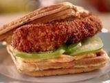 Jeff Mauro - fried chicken