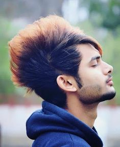 """New """"boy hairstyles images"""" Trending Boy Amazing hairstyle pic collection 2019 Beard Styles For Boys, Boys Haircut Styles, Hair And Beard Styles, Long Hair Styles, Hair Images, Hair Pictures, Hairstyles Haircuts, Haircuts For Men, Stylish Little Boys"""