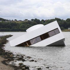 Flooded Modernity by Asmund Havsteen-Mikkelsen