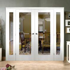 Easi-Frame White Room Divider Door System – Page 3