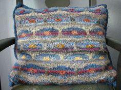Ravelry: TheKneedler's Elaine's Pillow