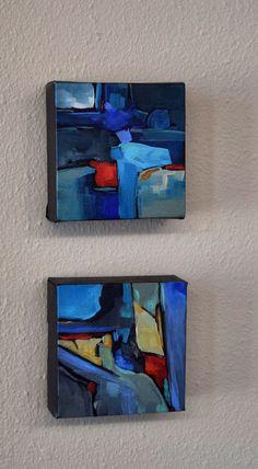 Modern Abstract Painting   Original Acrylic Painting Contemporary Art    Modern   Wall Art   Office Art   Home Art