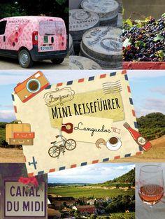Mini-Reiseführer - Mini Travel Guide LANGUEDOC #reise #travel #traveltips #france #frankreich