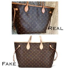 How To Spot A Fake Louis Vuitton Neverfull Bag for all sizes. In this article we have explained in a few simple how not to be frauded by fake products. Louis Vuitton Neverfull Mm, Louis Vuitton Handbags Crossbody, Louis Vuitton Backpack, Lv Handbags, Neverfull Gm, Chanel Handbags, Zapatos Louis Vuitton, Louis Vuitton Nails, Real Louis Vuitton