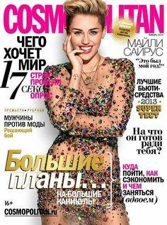 January's Cosmopolitan Magazine Covers From All Over The World | Estilo Tendances