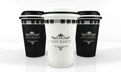 diseños de empaques botellas latas_gourmete cafe - Frogx.Three