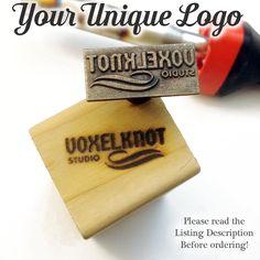 Custom Branding Iron Tip
