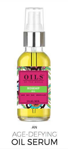 Rose Hip Seed Oil - Age Defying Treatment