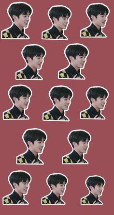 Kpop Groups, Cute Wallpapers, Idol, Sky, Stickers, Random, Artist, Movie Posters, Heaven