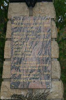 Le monumenta été inauguré le 10septembre 2011. - MILLAT Pierre