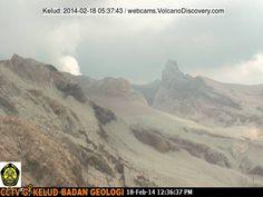 Volcanoes Today, 18 Feb 2014: Fuego, Tungurahua, Kelud