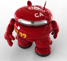 Astrobot - Created by Norio Fujikawa