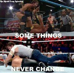 Dean Ambrose & Seth Rollins