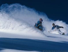 Snowboarding USA | snowboard holidays in famous American snowboard resorts