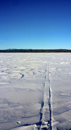 On the lake, Orsa, Dalarna, Sweden. Photo: J.KARNER 2011.