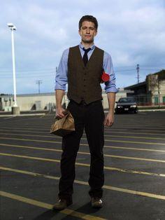 Matthew Morrison as Will Schuester