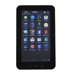#10: 7 Android 4.0 Capacitive Touch Screen Wifi Tablet