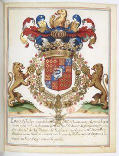 Louis VIII de Rohan, Duke of Montbazon (1598-1667).
