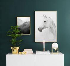 Scandinavian style interiors, scandinavian living, scandinavian home decor, wall gallery ideas, gallery wall art inspiration. Posters and prints. Desenio.com