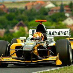Saudades... F3000 Euroseries #minardi  #mugello #2007 #f3000 #v8 by nunes_stockcar