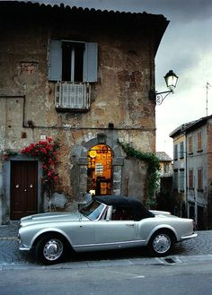   ♕   Lancia in Orvieto - Umbria, Italy   by © aureliab24  — frommy old post, almost 2 years ago.