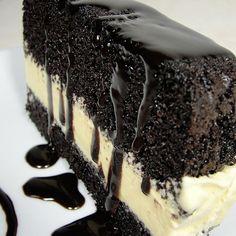 Italian Gelato And Chocolate Cake Recipe