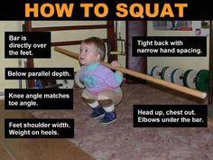 #squat #crossfit