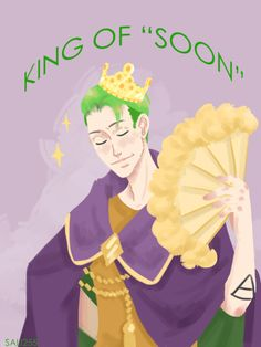 #MARSart | King of #Soon by Sali255
