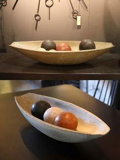 Decor tu Living con estilo. Diseo Hecho a Mano en Argentina : Frutera Arca 67x24x12cm, colores: Chocolate-piedra-blanco Confeccionada en Cemento | concretoarttigre