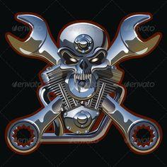 harley davidson logo tattoos | Logo Harley Davidson Vector » VFXFuture.net #HDNaughtyList