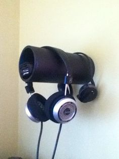 headsets attach to wall - Google Search
