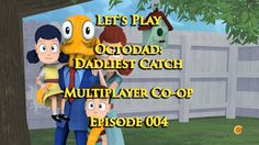 RöstiWarrior's Realm - Gameplay and walkthrough videos: Let's Play Octodad: Dadliest Catch Multiplayer Co-...