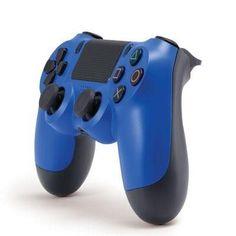 Dualshock4 Ctrlr Wave Blue Ps4