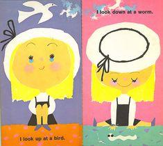 〆(⸅᷇˾ͨ⸅᷆ ˡ᷅ͮ˒).                                                              Up and down -- Mary Blair