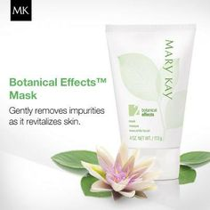 All time favorite mask - Mary Kay Botanical Effects Mask, gently removes impurities as it revitalizes skin. Contact me here or at: www.marykay.com/LaShon