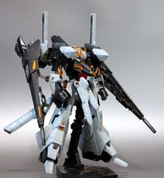 HG  Gaplant TR-5 [HRAIROO] - Customized Build   Modeled  by tsuka