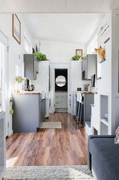 Tiny house living room furniture