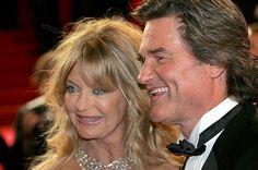 Kurt Russell  & Goldie Hawn