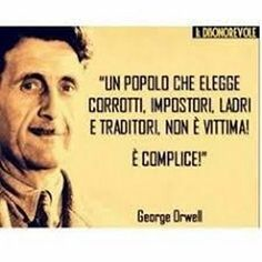 Inspiration for your life! Jokes Quotes, Funny Quotes, Life Quotes, Qoutes, Italian Quotes, Quote Citation, Inspirational Phrases, George Orwell, Phobias