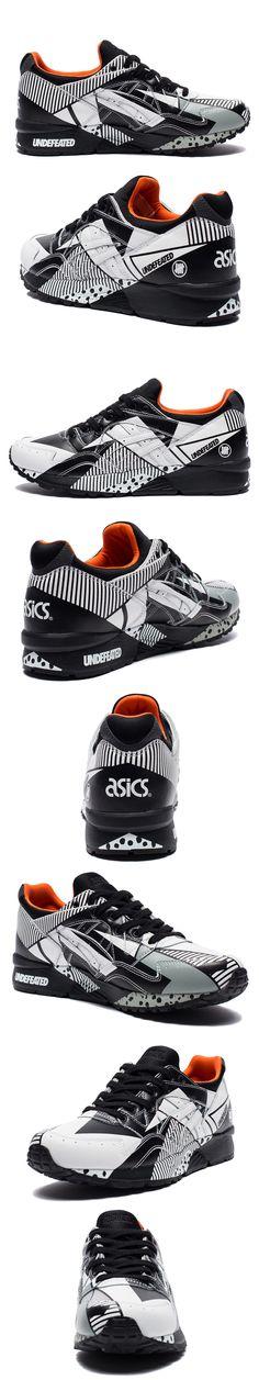 "Undefeated X Asics Gel Lyte V ""Disarray"" - EU Kicks: Sneaker Magazine"