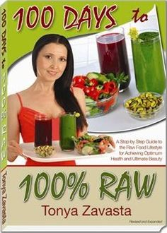 Annelies raw food power pdf cookbooks pinterest pdf food and 100 days to raw book its a step by step guide for those who want to transition to raw food diet forumfinder Choice Image