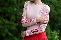 JAROSLAVA WURLL KOCANOVA - JaroslavaWurllKocanova / SAShE.sk Blouse, Long Sleeve, Sleeves, Tops, Women, Fashion, Blouse Band, Moda, Long Dress Patterns
