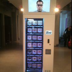 Art vending machine - Alife - The Hole, New York.