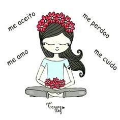"""Bom dia!!!! :) """"Amar a si próprio é o início de um romance para toda a vida"""". Oscar Wilde"""