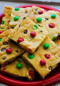 Tis' the season of holiday baking and have I got a treat for you! These CAKE MIX COOKIE BARS are soft, chewy and loaded with chocolate chips and M&M's. They are incredible to say the least and not to mention super easy to make! I love baking during the month of December. I crank up...Read More »