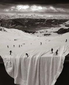 Cultura Inquieta - Increíbles fotomontajes surrealistas de Thomas Barbéy