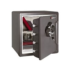 SentrySafe Cubic Feet Combination Fire-Safe,Medium Grey: Home Improvement Safety And Security, Home Security Systems, Security Lock, Best Home Safe, Combination Safe, Small Safe, Digital Safe, Digital Media, Houses
