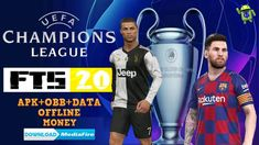 FTS 2020 Mod UCL Champions League APK Obb Data Download Grand Theft Auto Games, Cell Phone Game, Fifa 20, League Gaming, New Backgrounds, Soccer Games, Europa League, Simulation Games, Uefa Champions League
